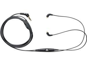 Shure CBL-M-K Music Phone Adapter Cable for Blackberry & Android