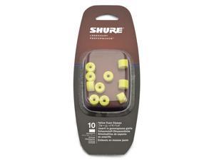 Shure EAYLF1-10 Yellow Foam Sleeves (5 Pair)
