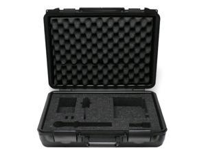 Shure WA610 Hard Carrying Case for Shure ULX & SLX 1/2 Rack Wireless System