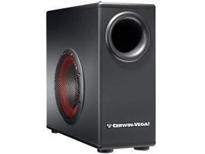 """Cerwin Vega XD8S-NA 8"""" Pwrd Sbwfer w/ Remote, 120V"""