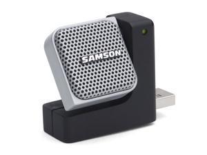 Samson Go Mic Direct Portable USB Mic w/ Noise Cancelation Technology
