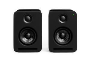 NOCS NS2-101US NS2 Air Monitors V2 Bookshelf Speaker (Black)