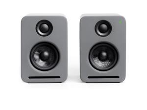 Nocs NS2-107US NS2 Air Monitors V2 Bookshelf Speakers - Industrial Grey