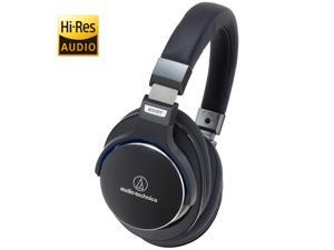 Audio-Technica  Black  ATHCMSR7BK  3.5mm  Connector SonicPro Over-Ear High-Resolution Audio Headphones