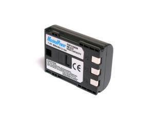 MaximalPower DB CAN NB-2LH Replacement Battery for Canon NB2L, NB-2L, NB2LH, NB-2LH, BP-2L5