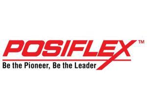 Posiflex PD2605W00FEP R Display, Pole Display, 2X20 Vfd, 9Mm Characters, Rear Base Mount, Installed Height 12.5In, Serial, For Xp Series