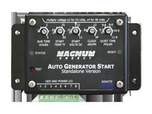 Magnum - ME-AGS-S - Automatic Generator Start Module 3-relay with Voltage and Temp Start/Standalone Version