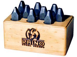 C.H. Hanson - 21730 - 1/8 in. Rhino Letter Set