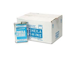 Sheila Shine - 2 - Stainless Steel Cleaner & Polish, 1qt Can, 12/Carton