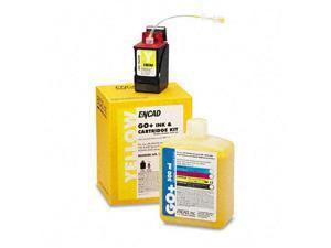 Kodak - 21998900 - Ink Go+ Kit 6/7/800 Yl