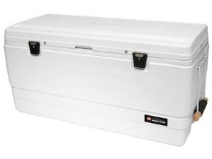 IGLOO 44689 Chest Cooler,Marine,162 qt.,White