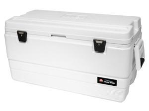 IGLOO 44687 Chest Cooler,Marine,94 qt.,White