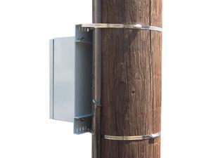Ventev - TWPMK-16-UNIV - Universal Pole Mount Kit - Fits 12 Diameter