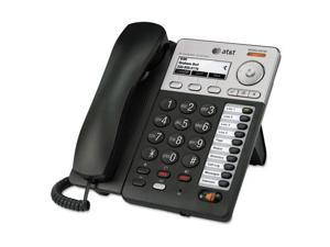 AT&T - SB35025 - Syn248 SB35025 Corded Deskset Phone System, For Use with SB35010 Analog Gateway