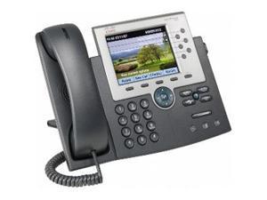 Cisco - CP-7965G-CCME - Cisco 7965G Unified IP Phone - 1 x RJ-45 - 6Phoneline(s)