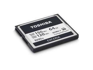 64GB CompactFlash Memory Card