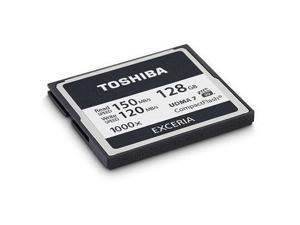 128GB CompactFlash Memory Card