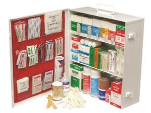 Swift First-Aid - 34180LFP - Med Industrial 180 Firstaid Cabinet