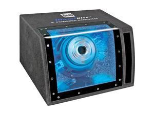 "Dual SBP8A Single 8"" 160W Enclosure with Built-in Amplifier"
