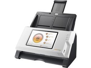 Plustek Technology - 783064636704 - Plustek eScan A150 standalone network document scanner - Built-in 7 LCD touch screen