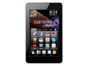 Sakar - XO-760 - Sakar Camelio 2 7 Tablet - Tablet - Android 4.3 - Google Play - Preloaded Games - HD Video - Built in