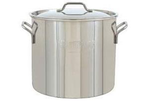 Barbour - 1440 - 40 Qt Brew Kettle SS Stockpot