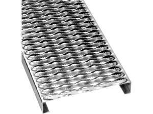 Ventev - GR10X12-14 - 10'x12 14 Gauge Grip Strut Channel