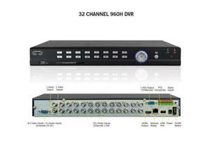 Night Owl Optics - F9-DVR32-2TB - Night Owl 32 Channel 960H Video Security System - Digital Video Recorder - 2 TB Hard