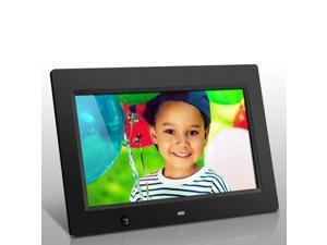 Aluratek - ADMSF310F - Aluratek 10 inch Digital Photo Frame with Motion Sensor and 4GB Built-in Memory - 10 LCD Digital