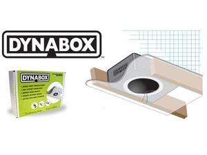 Dynamat - 50306 - DynaBox Universal In-Ceiling Speaker Enclosure