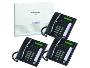 Panasonic - KXTA824PK - Panasonic 824 Ksu W/ Cid & 3-kxt7731b