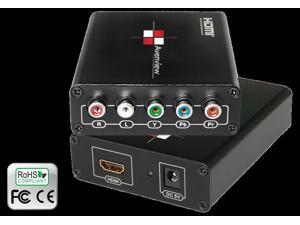 Avenview - C-COMP-HDM - Component Video with Audio Converter to HDMI