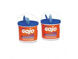 GOJO 6299-02 Hand Cleaning Towels, 225, Bucket, PK2