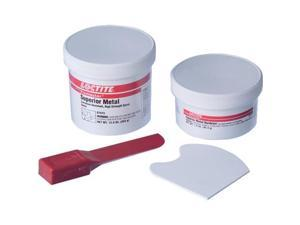 Loctite - 97473 - 1 lb. Superior Metal with Temp. Range of Up to 250 Degrees F, Dark Gray