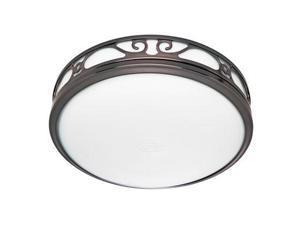 Honeywell - 83002 - Hunter Fan Sona Bathroom Fan and Light with Imperial Bronze Finish (83002) - Quiet, Night Light -