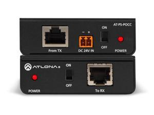 Atlona - PS-POCC - Mid-Span Power Supply -add HDBaseT POE for supporting products