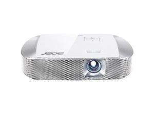 Acer K137i WXGA 1280x800, 700 Lumens, 6W Speaker with SRS HD Sound Effect, HDMI Input, USB & SD slot, Portable LED Projector