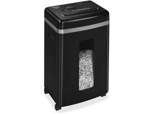 Fellowes - 4074001 - Fellowes Powershred 450M Micro-Cut Shredder - Micro Cut - 9 Per Pass - for shredding Staples,