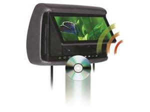 Concept Enterprises - BSD905M - Chameleon 9 LCD/DVD Headrest with Wireless Screen-Casting & 3 Color Covers