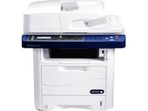 Xerox - 3325/DNM - Xerox WorkCentre 3325/DN Laser Multifunction Printer - Monochrome - Plain Paper Print - Desktop -