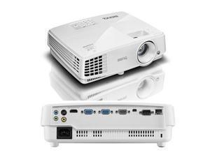BenQ - 9H.JEM77.13A - BenQ MW571 3D Ready DLP Projector - 720p - HDTV - 16:10 - Front, Ceiling - 196 W - 4000 Hour