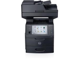 Dell - WDR5T - Dell B5465DNF Laser Multifunction Printer - Monochrome - Plain Paper Print - Desktop -