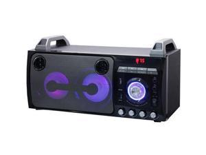 Supersonic - IQ-3525 - IQ Sound Speaker System - 40 W RMS - Battery Rechargeable - Wireless Speaker(s) - 100 Hz - 20 kHz