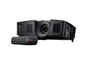 Dell - 1450 - Dell 1450 3D Ready DLP Projector - 720p - HDTV - 4:3 - Front, Ceiling, Rear - OSRAM - 190 W - 5000 Hour