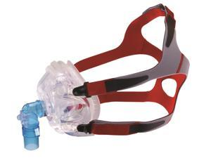Drive Medical - 113485 - V2 CPAP Full Face Mask, Large - (Clear)