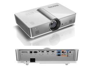 BenQ - 9H.JDP77.15A - BenQ SX920 3D DLP Projector - 720p - HDTV - 4:3 - Ceiling, Front - 370 W - 2000 Hour Normal Mode -