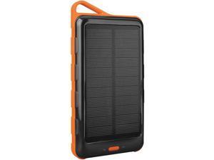 TOUGH TESTED TT-SOLAR15 15,000mAh Rugged Solar Power Bank with Dual USB