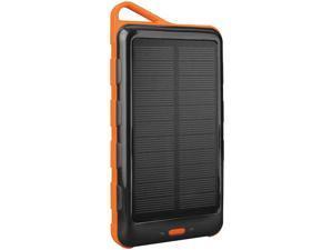 Tough Tested - TT-SOLAR10 - TOUGH TESTED TT-SOLAR10 10, 000mAh Solar Power Bank with Dual USB