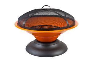 Gardman - 58169US - LaHacienda Moda Firepit Orange