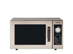 Panasonic - NE1025F - Panasonic 1000 Watt Commercial Microwave Oven NE-1025F - Single - 0.80 ft Main Oven - Electric